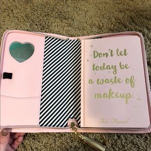 Too Faced Agenda/Planner